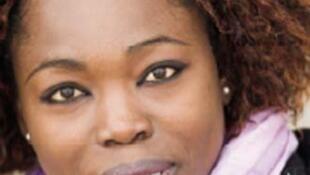L'écrivain Fatou Diome.