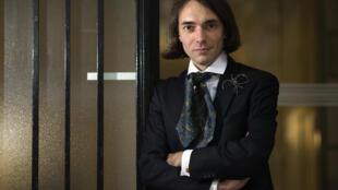 Cédric Villani, ici en 2012, a été investi dans la 5e circonscription de l'Essonne sous l'étiquette La République en marche.