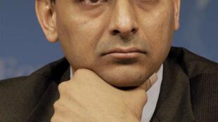 Thống đốc Ngân hàng Trung ương Ấn Độ, ông Raghuram Rajan.