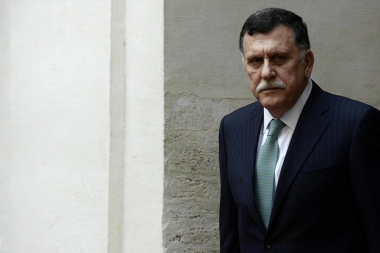 Libyan Prime minsiter Fayez al-Sarraj (File photo).