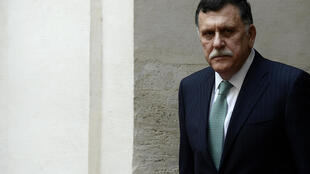 Libyan Prime minsiter Fayez al-Sarraj (File photo).