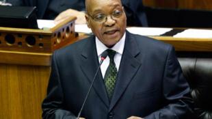 Rais wa Afrika Kusini, Jacob Zuma, ahojiwa na wabunge.