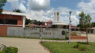Governo da Província da Lunda Norte.