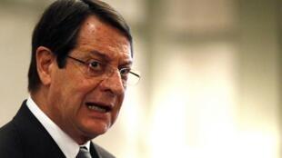 Presidente do Chipre, Nicos Anastasiadis, também quer autorizar funcionamento de cassinos para aquecer a economia.