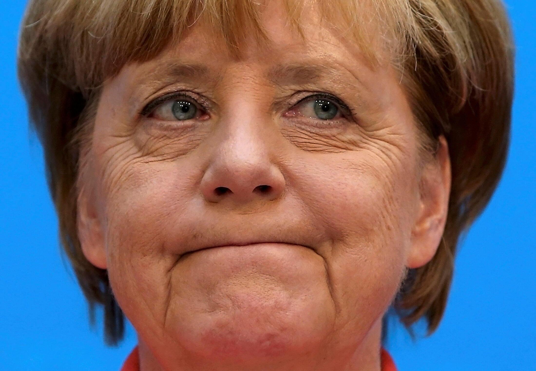 Shugabar gwamnatin Jamus Angela Merkel