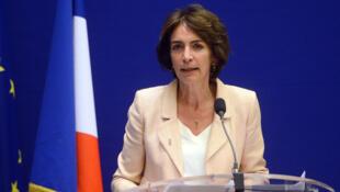La ministre des Affaires sociales Marisol Touraine a présenté ce lundi 29 septembre le projet de budget de la Sécurité sociale à la presse.