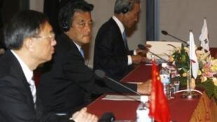 Ngoại trưởng các nước Trung Quốc Nhật Bản và Hàn Quốc dự hội nghị các ngoại trưởng ASEAN +3 tại Hà Nội ngày 21/07/2010