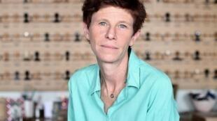 Portrait de la romancière Marion Vernoux, à l'occasion de la sortie de son nouveau roman «Mobile home».