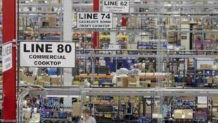O setor de serviços dos Estados Unidos registrou uma forte expansão em julho.
