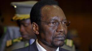 Le président malien Diocounda Traoré lors d'une réunion de la Cédéao à Abuja, le 11 novembre 2012.