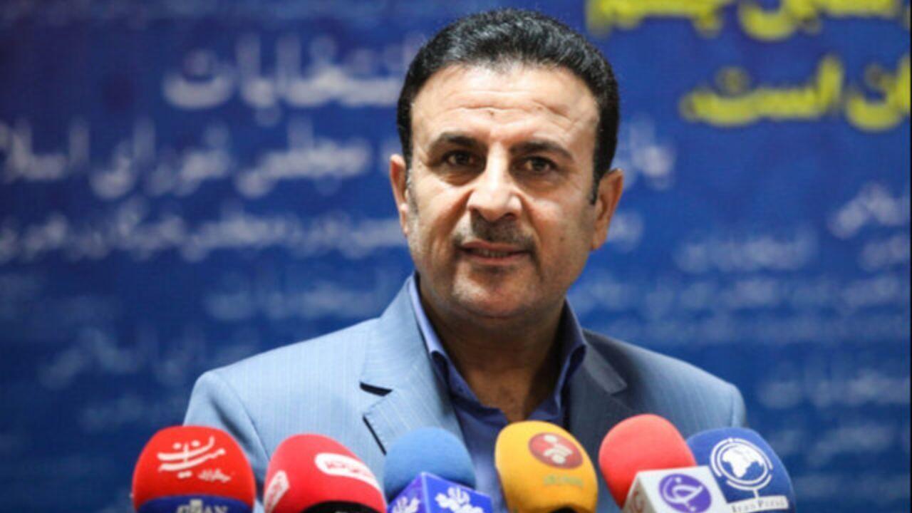 اسماعیل موسوی، سخنگوی کمیسیون انتخابات وزارت کشور