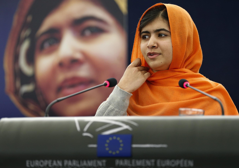 Malala Yousafzai já havia recebido o prêmio Sakharov de direitos humanos do Parlamento Europeu.