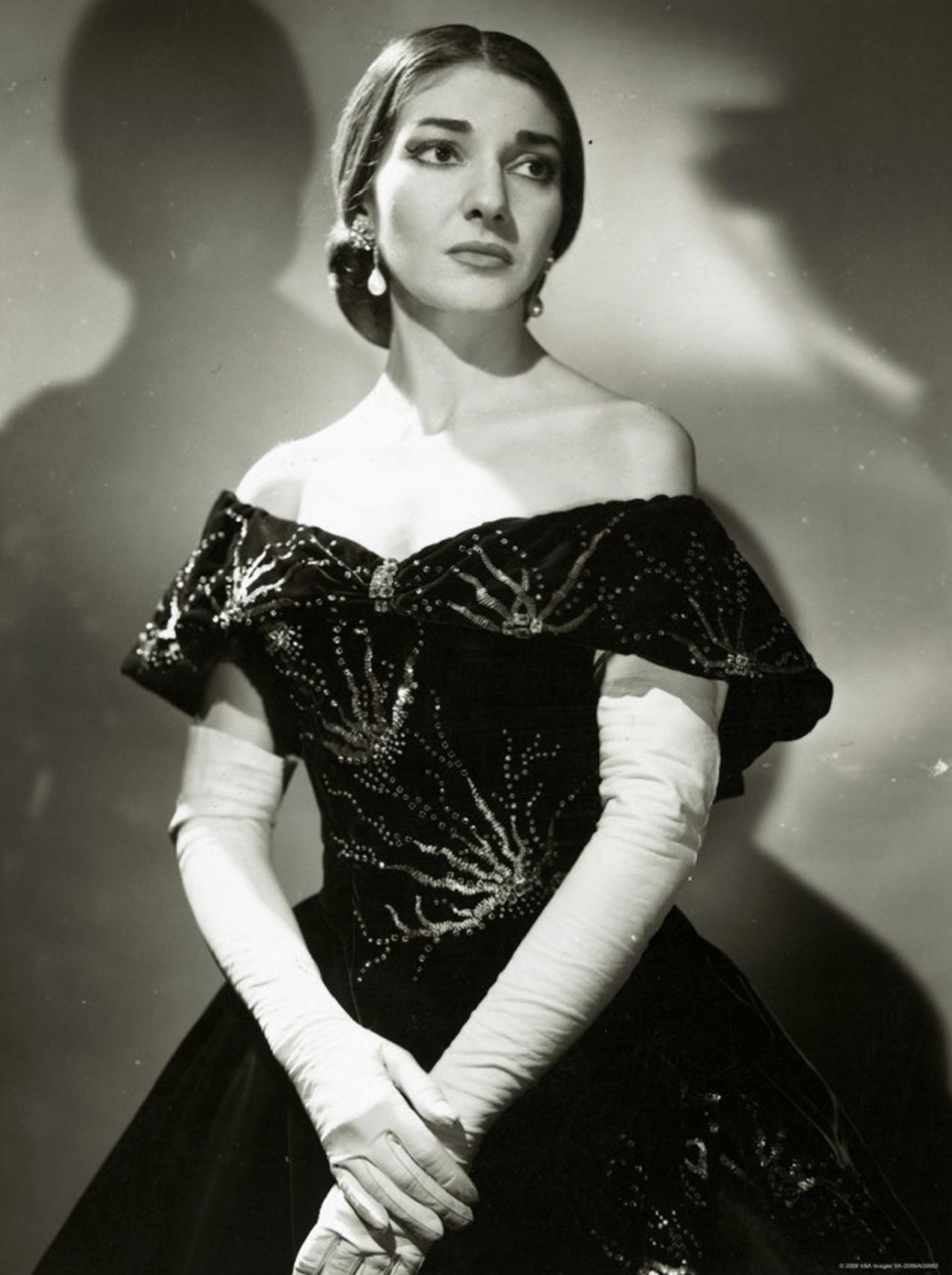 ماریا کالاس