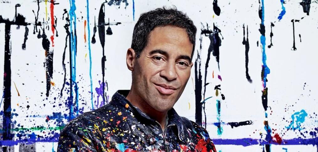 JonOne nació en Harlem y es de origen dominicano.