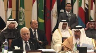 نشست امروز وزیران امورخارجۀ اتحادیۀ عرب در مصر