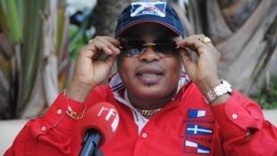 JB Mpiana mwanamuziki kiongozi wa bendi ya BCBG