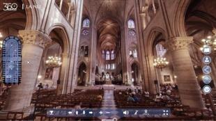 Notre Dame en 3D