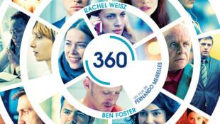 """""""360"""" es la última película de Fernando Meirelles."""