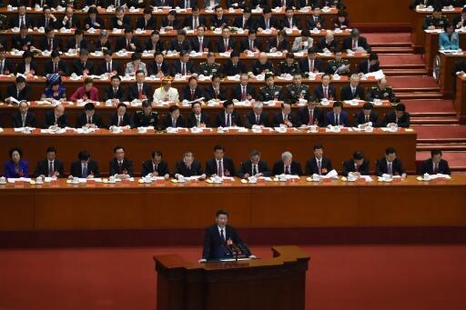 在习近平领导下开始反贪腐行动