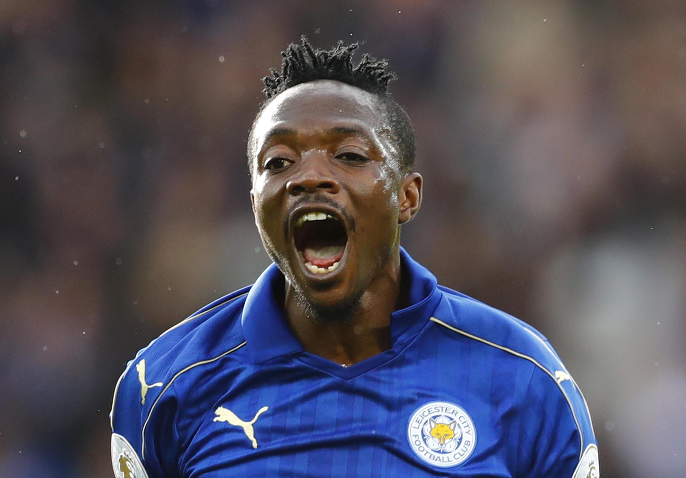 Ahmed Musa, na Leicester City ta Ingila