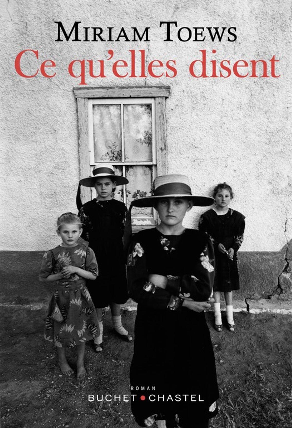 Édition française du nouveau roman de la canadienne Miriam Toews