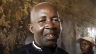 Le militant burundais des droits de l'homme Pierre-Claver Mbonimpa.