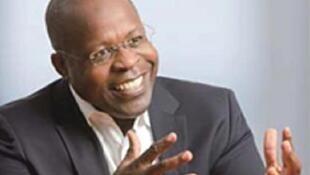 Ben Magara, le nouveau directeur général  de Lonmin. Nommé ce mardi 2 avril 2013, il sera en poste le 1er juillet prochain.