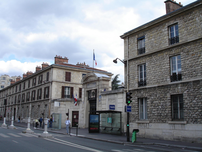 O hospital Necker, em Paris.