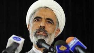 مجید انصاری معاون پارلمانی رئیس جمهوری