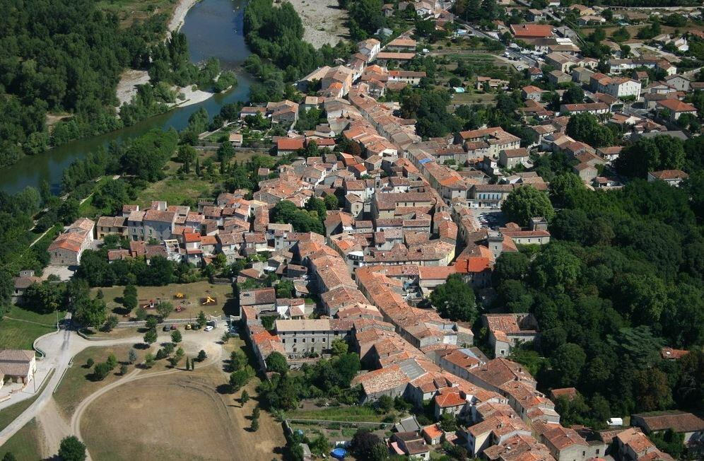 Город Сен-Бозий-де-Пютуа