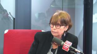 Fabienne Quiriau, directrice générale de la CNAPE
