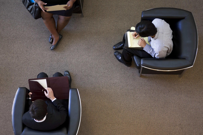 Le «job-dating» donne l'opportunité à de nombreux étudiants de trouver un emploi.