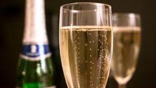 法国香槟酒