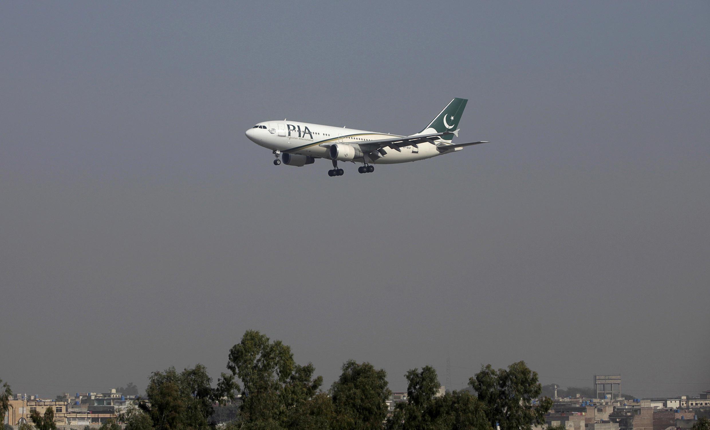 巴基斯坦國際航空公司一架雙引擎客機在該國北部的赫韋利揚地區墜毀 (2016年12月7日)