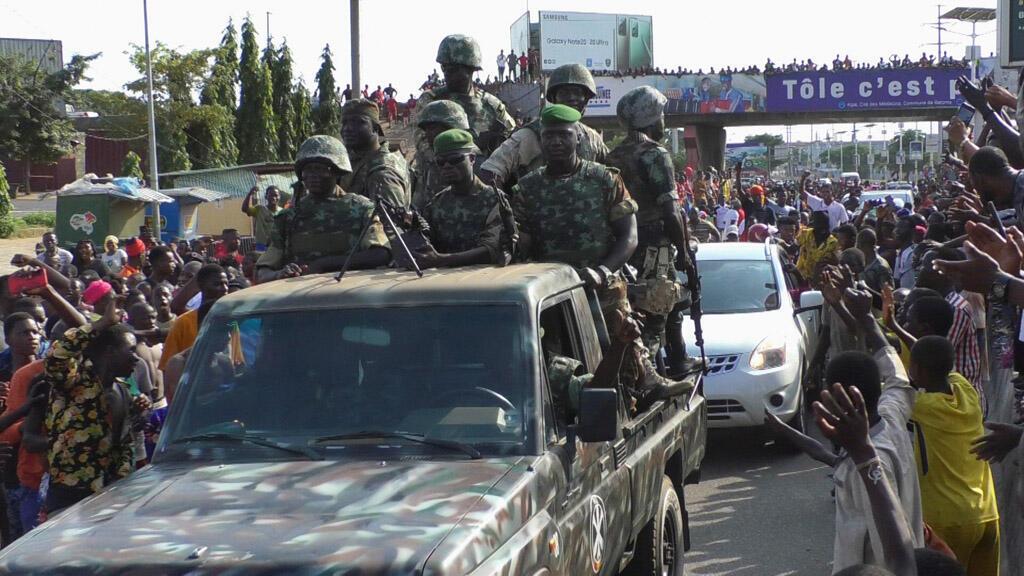 Coup d Etat Guinée