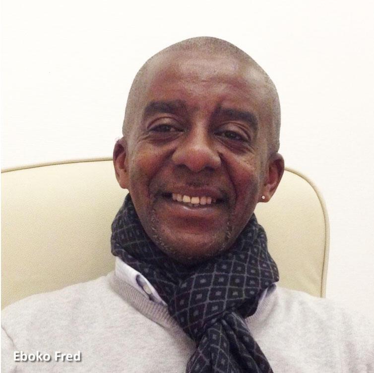 Fred Eboko, directeur de recherche à l'IRD, l'Institut de recherche pour le développement (capture d'écran).