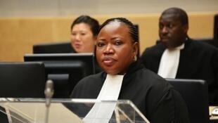 Mwendesha mashtaka wa mahakama ya ICC Fatou Bensouda