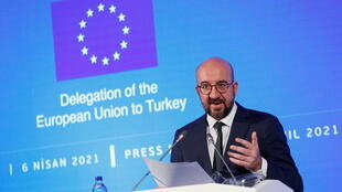 TURKEY-EU - Charles Michel