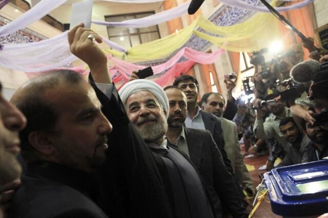 Хасан Рухани - новый президент Ирана