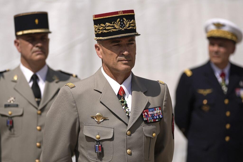 Général Thierry Burkhard