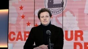 Clément Beaune, secrétaire d'Etat français aux Affaires européennes