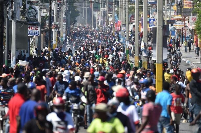 Port-au-Prince, le 11 février 2019. (Image d'illustration)