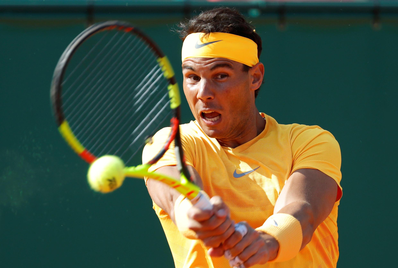 Rafael Nadal is seeking an 11th French Open title.