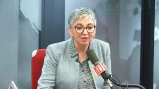 Muriel Jourda sur RFI le 27 février 2019.