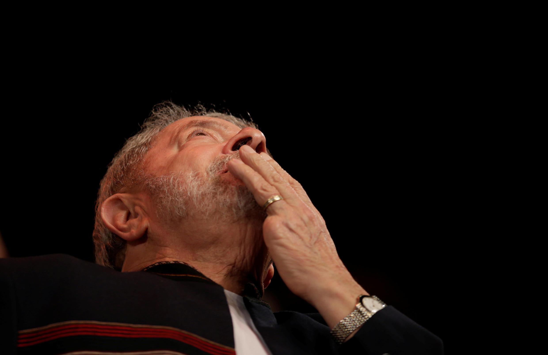O julgamento do recurso de Lula ocorre na próxima quarta-feira (24), no TRF-4.