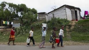 Il y a un mois un Congolais avait été brûlé vif après une altercation raciste à Durban.