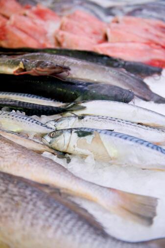 L'Afrique ne contribue aujourd'hui qu'à 7% de la production mondiale de poisson.