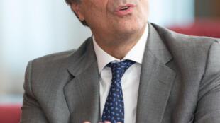 José Eduardo Cardozo, advogado da presidente afastada Dilma Rousseff, durante entrevista coletiva no Palácio da Alvorada nesta quinta-feira (28).