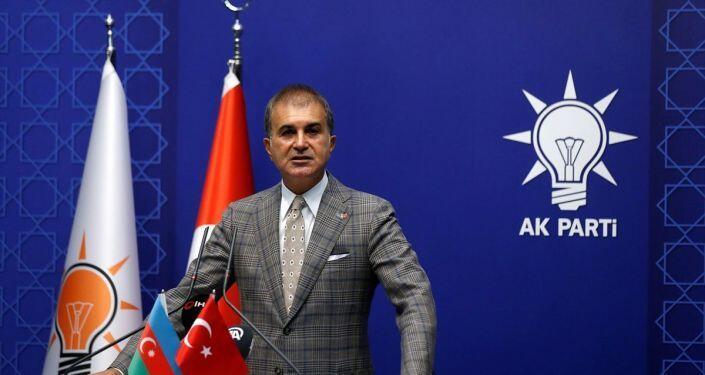 土耳其正发党发言人赛里克资料图片