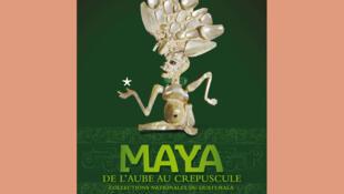 Affiche de l'exposition «Maya», au musée du Quai Branly.